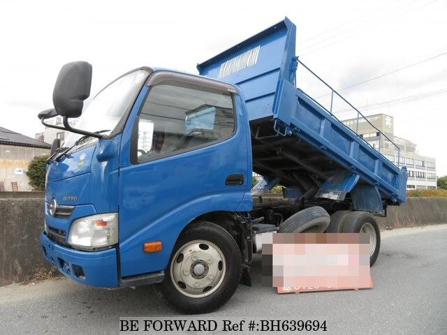 Used 2013 HINO DUTRO BH639694 for Sale