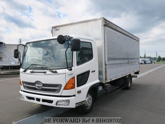 Used 2007 HINO RANGER BH639702 for Sale
