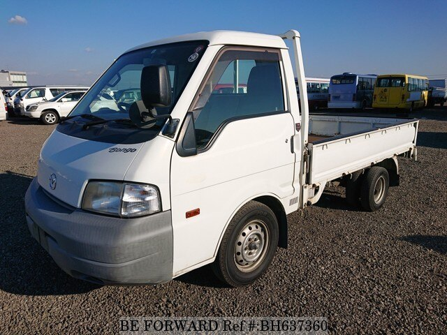 Used 2007 MAZDA BONGO TRUCK BH637360 for Sale