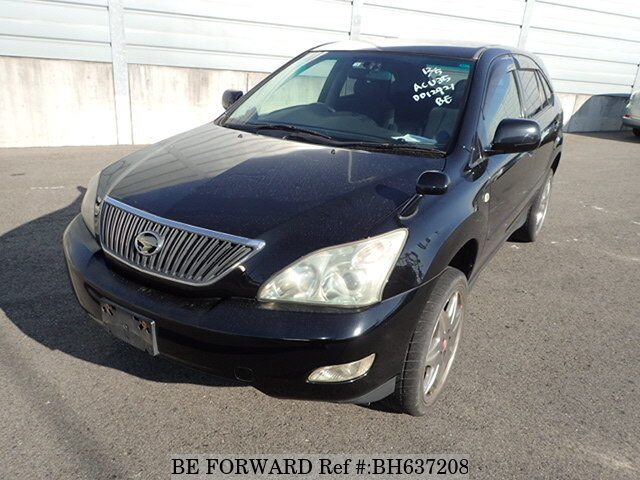 Used 2006 TOYOTA HARRIER BH637208 for Sale