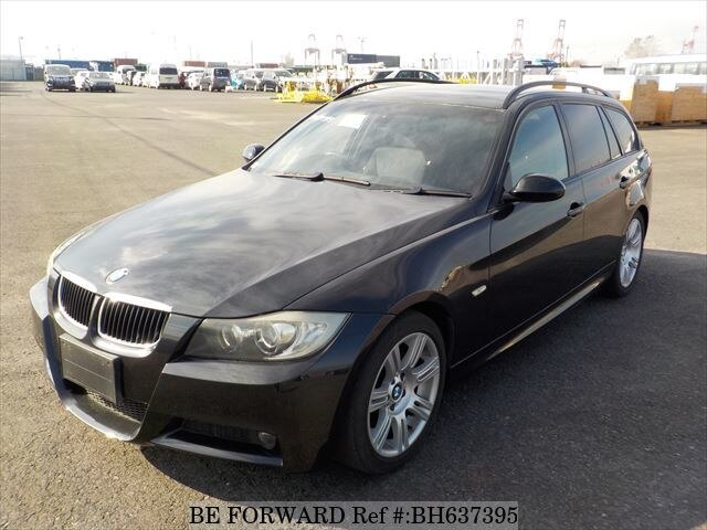Used 2008 BMW 3 SERIES BH637395 for Sale