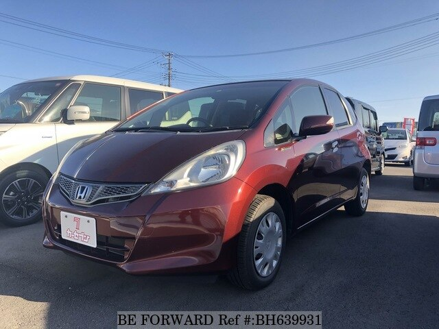 Used 2012 HONDA FIT BH639931 for Sale
