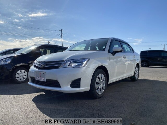 Used 2015 TOYOTA COROLLA AXIO BH639933 for Sale