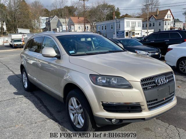 Used 2008 AUDI Q7 BH639979 for Sale
