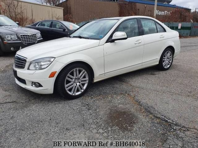 Used 2009 MERCEDES-BENZ C-CLASS BH640018 for Sale