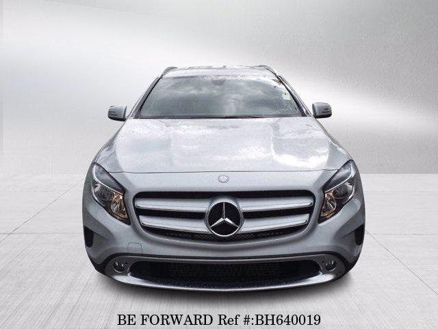 Used 2016 MERCEDES-BENZ GLA-CLASS BH640019 for Sale
