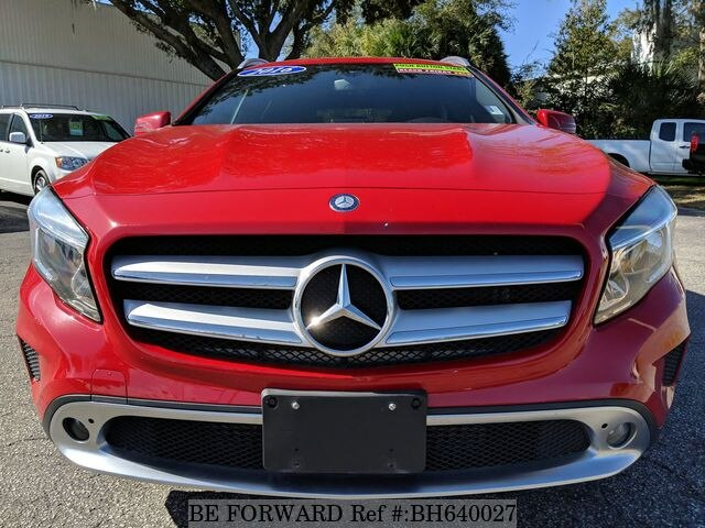 Used 2016 MERCEDES-BENZ GLA-CLASS BH640027 for Sale