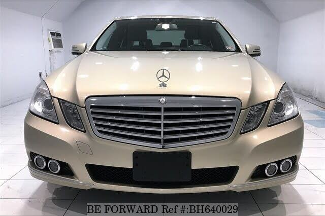 Used 2010 MERCEDES-BENZ E-CLASS BH640029 for Sale