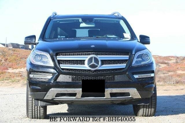 Used 2014 MERCEDES-BENZ GL-CLASS BH640055 for Sale