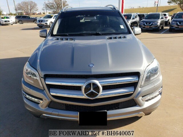 Used 2015 MERCEDES-BENZ GL-CLASS BH640057 for Sale
