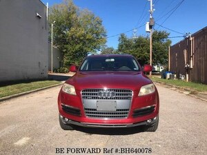 Used 2008 AUDI Q7 BH640078 for Sale