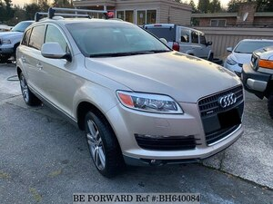 Used 2008 AUDI Q7 BH640084 for Sale