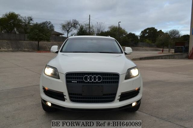 Used 2009 AUDI Q7 BH640089 for Sale