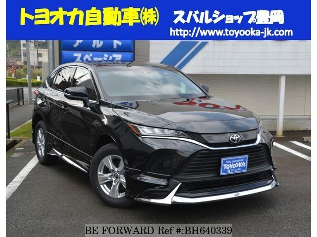 Used 2020 TOYOTA HARRIER BH640339 for Sale