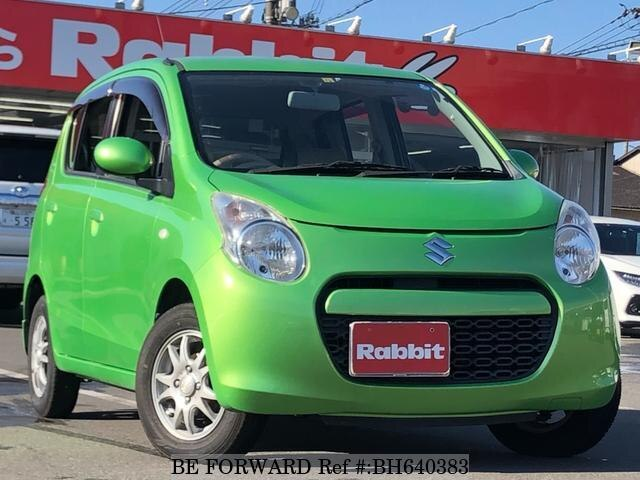 Used 2009 SUZUKI ALTO BH640383 for Sale