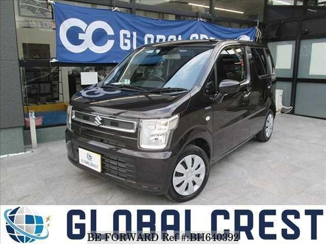 Used 2019 SUZUKI WAGON R BH640392 for Sale