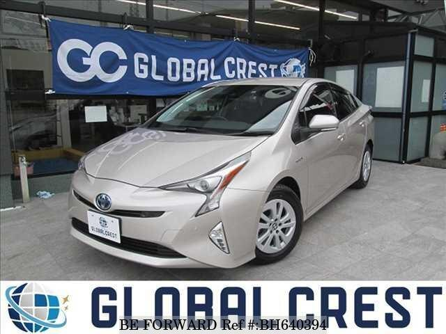 Used 2018 TOYOTA PRIUS BH640394 for Sale