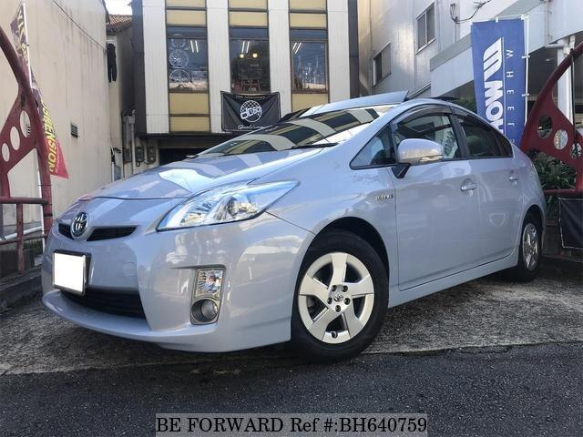 Used 2010 TOYOTA PRIUS BH640759 for Sale