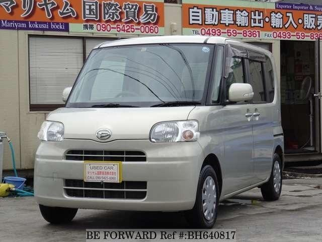 Used 2009 DAIHATSU TANTO BH640817 for Sale