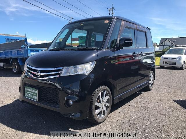 Used 2010 NISSAN ROOX BH640948 for Sale