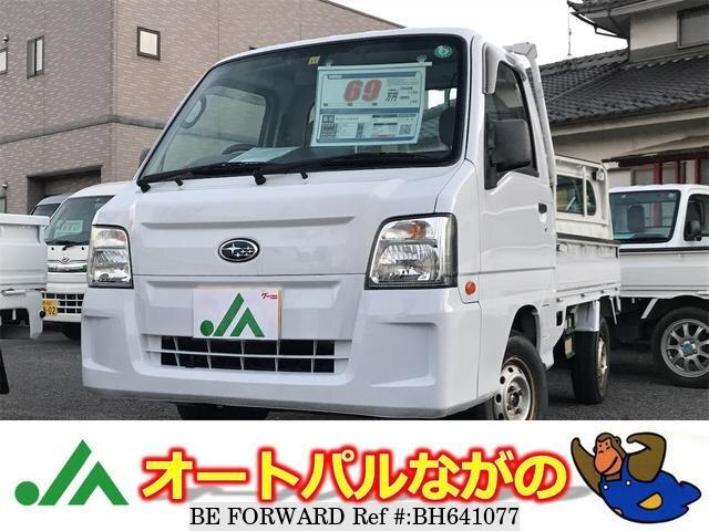 Used 2010 SUBARU SAMBAR TRUCK BH641077 for Sale