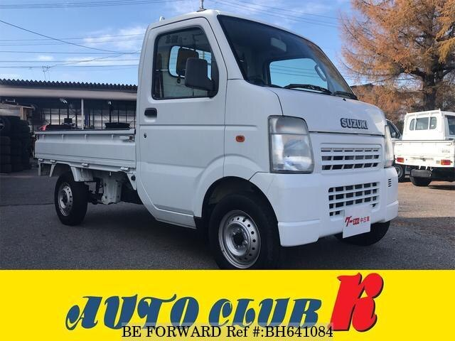 Used 2009 SUZUKI CARRY TRUCK BH641084 for Sale