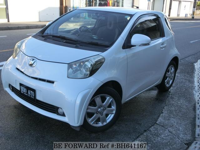 Used 2009 TOYOTA IQ BH641167 for Sale