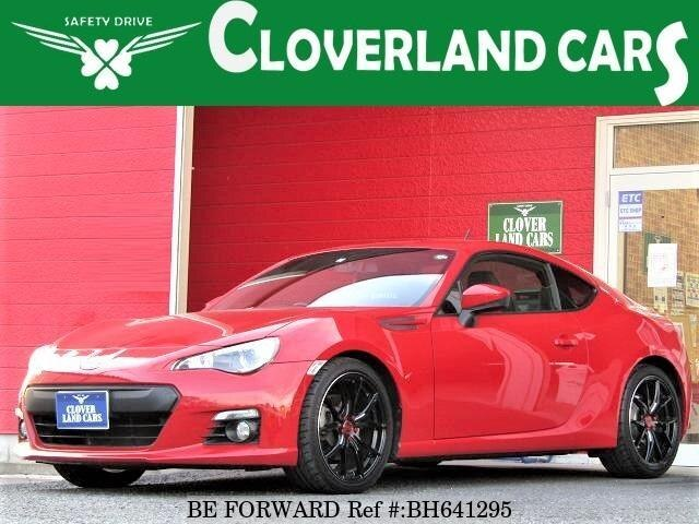 Used 2013 SUBARU BRZ BH641295 for Sale