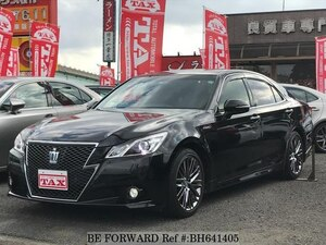 Used 2013 TOYOTA CROWN HYBRID BH641405 for Sale