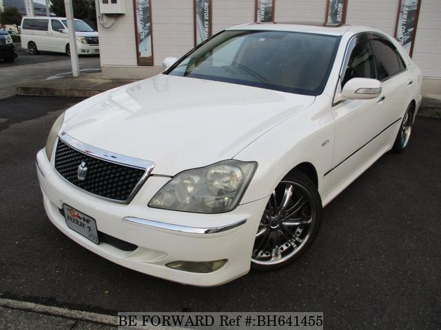 Used 2005 TOYOTA CROWN BH641455 for Sale