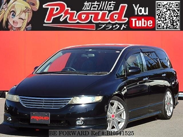 Used 2006 HONDA ODYSSEY BH641525 for Sale