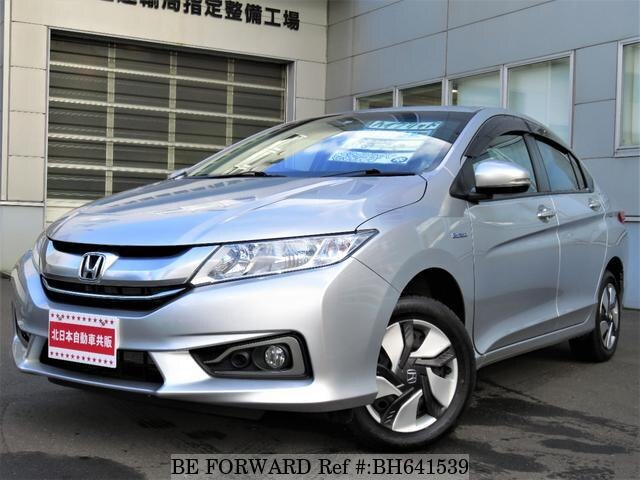 Used 2015 HONDA GRACE BH641539 for Sale