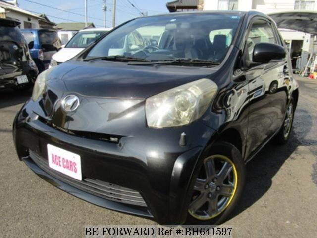 Used 2009 TOYOTA IQ BH641597 for Sale