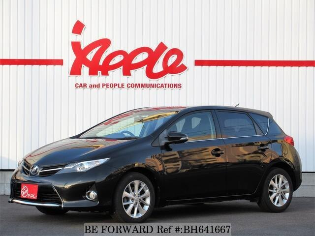 Used 2013 TOYOTA AURIS BH641667 for Sale