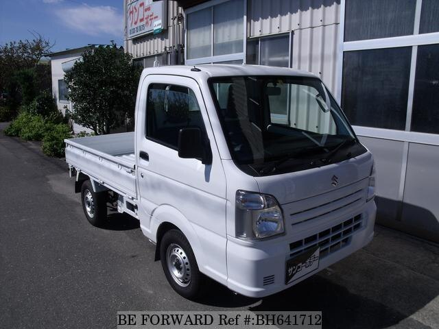Used 2020 SUZUKI CARRY TRUCK BH641712 for Sale