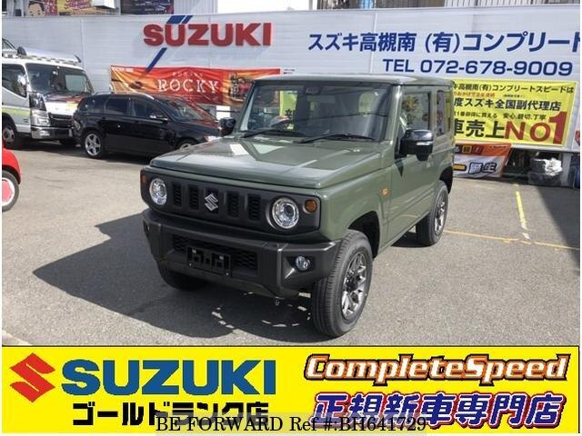Used 2020 SUZUKI JIMNY BH641729 for Sale