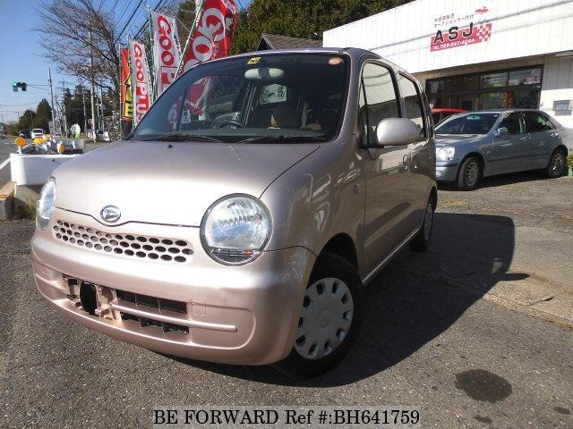 Used 2007 DAIHATSU MOVE LATTE BH641759 for Sale
