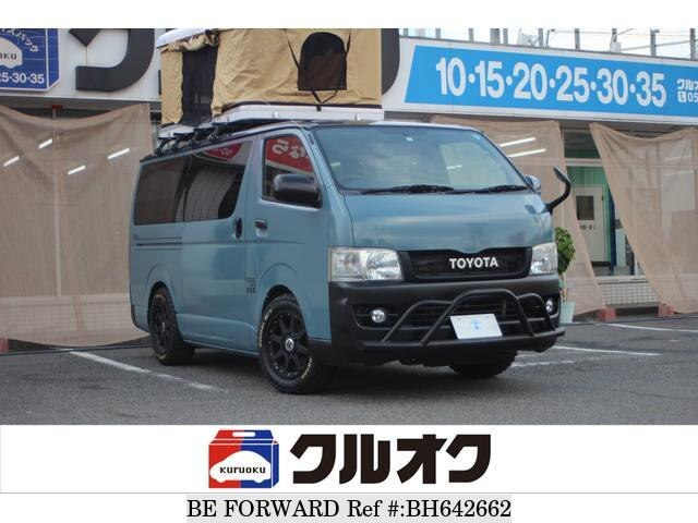 Used 2004 TOYOTA HIACE VAN BH642662 for Sale
