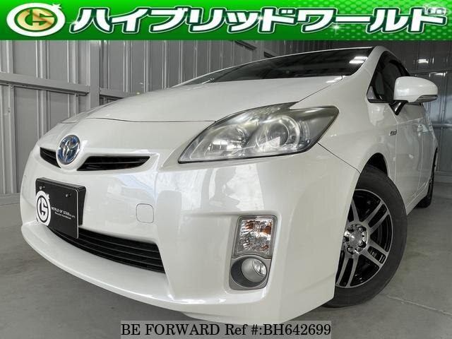 Used 2011 TOYOTA PRIUS BH642699 for Sale
