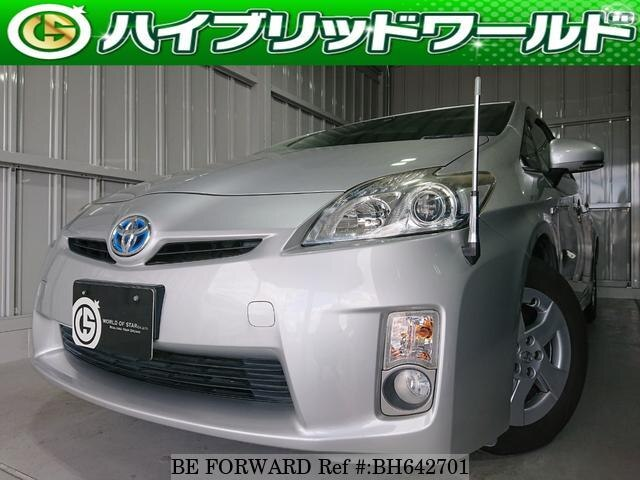 Used 2010 TOYOTA PRIUS BH642701 for Sale