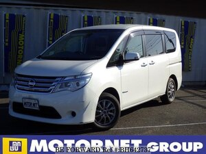 Used 2014 NISSAN SERENA BH642737 for Sale