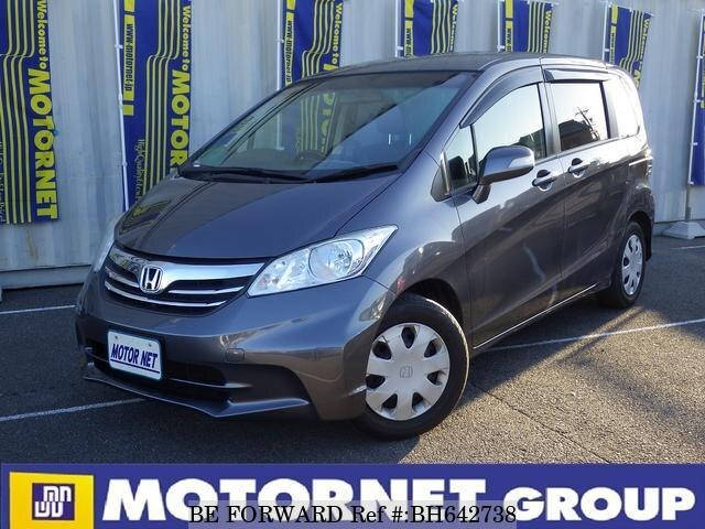Used 2014 HONDA FREED BH642738 for Sale