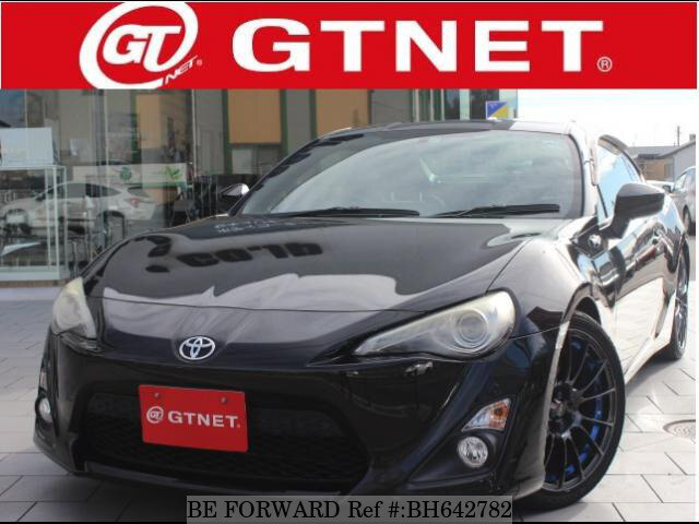Used 2013 TOYOTA 86 BH642782 for Sale