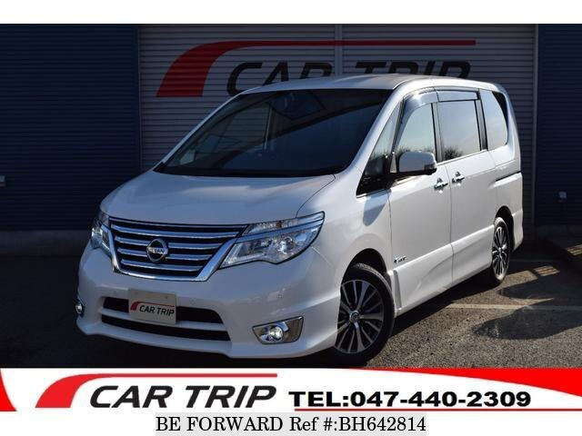 Used 2016 NISSAN SERENA BH642814 for Sale