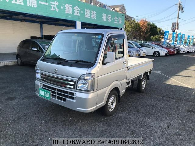 Used 2018 SUZUKI CARRY TRUCK BH642832 for Sale