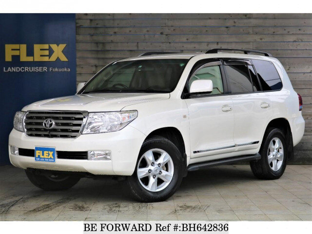 Used 2009 TOYOTA LAND CRUISER BH642836 for Sale