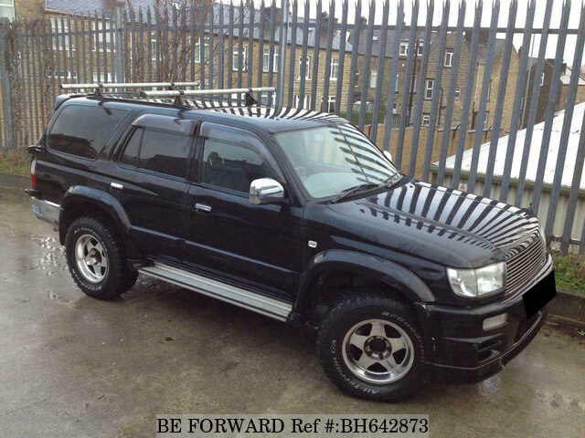 Used 1998 TOYOTA HILUX SURF BH642873 for Sale
