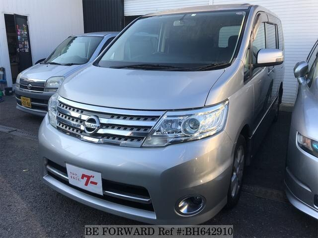 Used 2010 NISSAN SERENA BH642910 for Sale