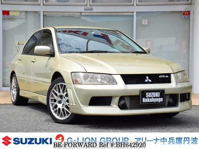 Used 2002 MITSUBISHI LANCER BH642920 for Sale