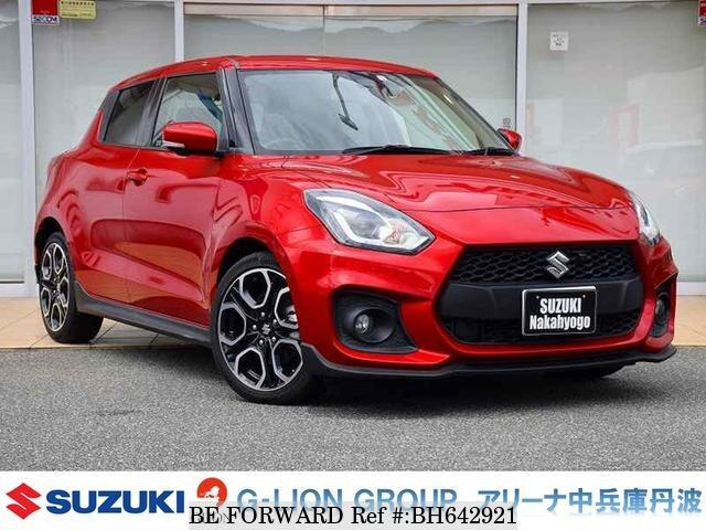 Used 2018 SUZUKI SWIFT BH642921 for Sale